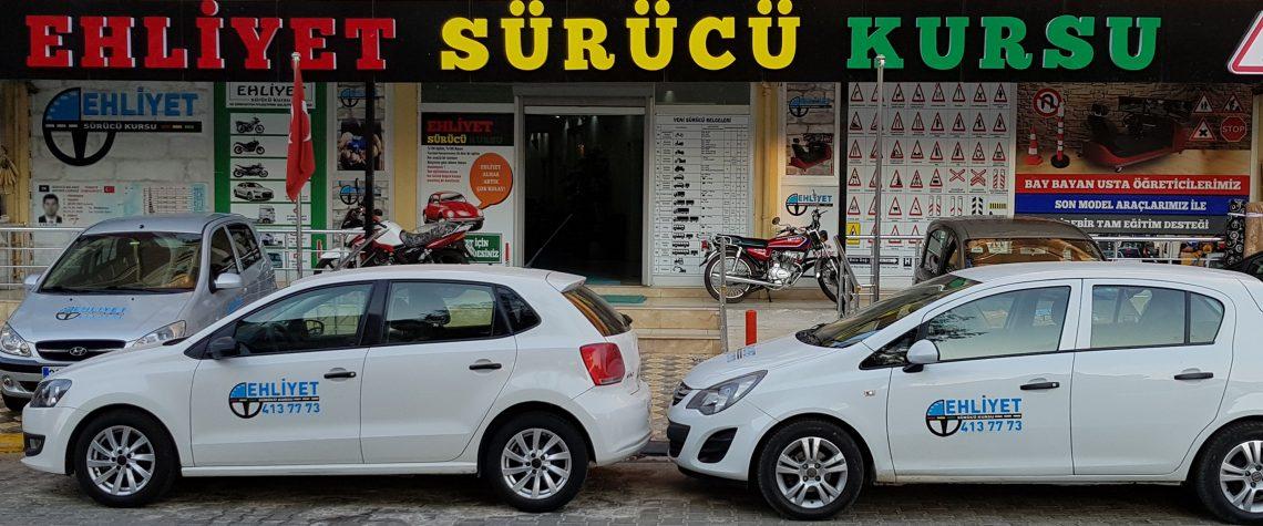 Ehliyet Sürücü Kursu